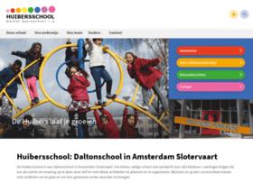 huibersschool.nl