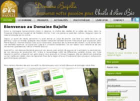 huile-olive-domaine-bajolle.com