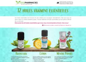 huiles-essentielles.1001pharmacies.com