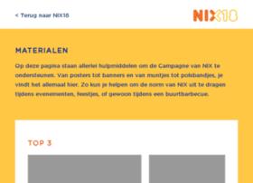 huisstijlvannix.nl