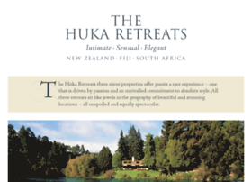 hukaretreats.co.nz