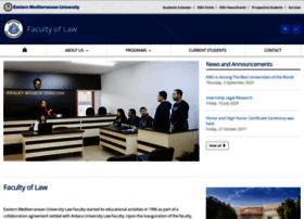 hukuk.emu.edu.tr