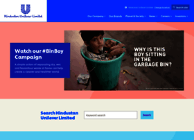 hul.co.in