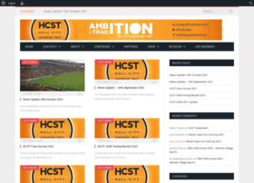 hullcity.com