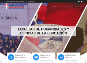 hum.umss.edu.bo