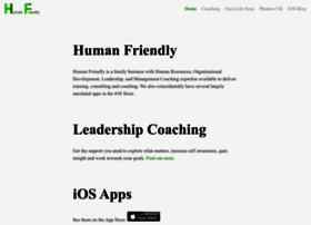 human-friendly.com