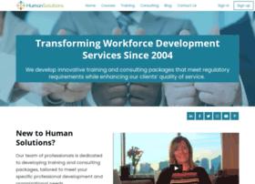 human-solutions.net