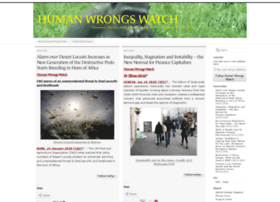 human-wrongs-watch.net
