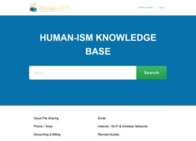 human.zendesk.com