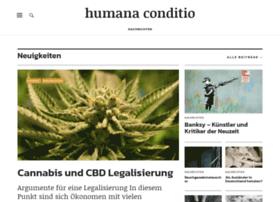 humana-conditio.de