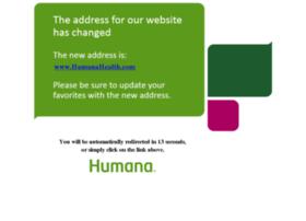 humanaactiveoutlook.com