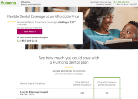 humanadental.com
