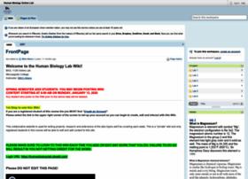 humanbiologylab.pbworks.com