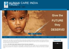 humancareindiatrust.org