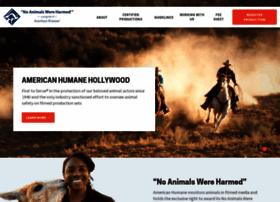 humanehollywood.org