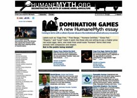 humanemyth.org