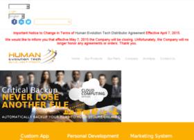humanevolutiontech.com