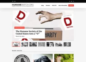 humanewatch.com