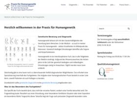 humangenetik-berlin.de