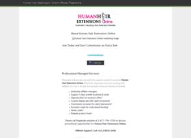 humanhairextensionsonline.affiliatetechnology.com