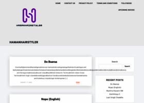 humanhairstyler.com