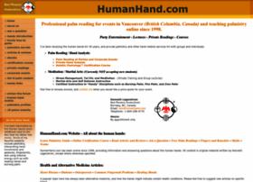 humanhand.com