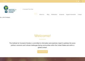 humaniststudies.org