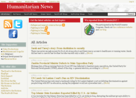 humanitariannews.org
