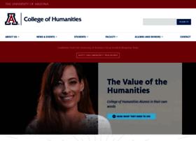 humanities.arizona.edu