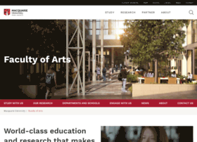 humanities.mq.edu.au