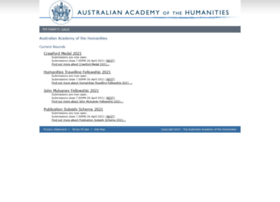 humanities.smartygrants.com.au