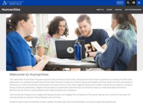 humanities.unca.edu