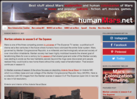 humanmars.net