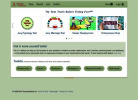 humanmetrics.com