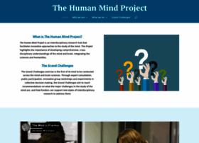 humanmind.ac.uk