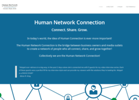 humannetworkconnection.weebly.com