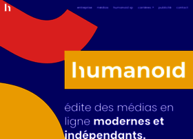 humanoid.fr