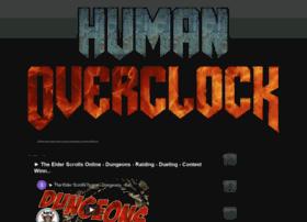humanoverclock.blogspot.com