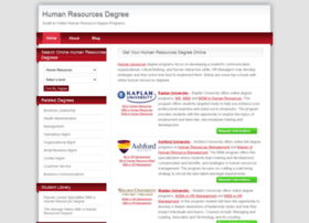 humanresourcesdegree.com
