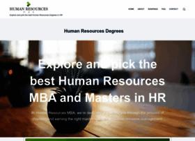 humanresourcesmba.net