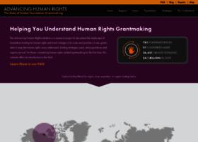 humanrights.foundationcenter.org