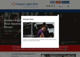 humanrightsfirst.com