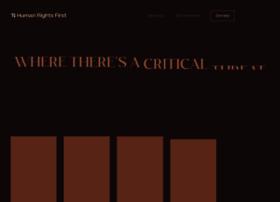 humanrightsfirst.org
