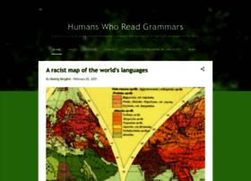 humans-who-read-grammars.blogspot.fr