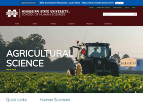 humansci.msstate.edu