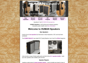 humanspeakers.com