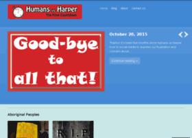 humansvsharper.net