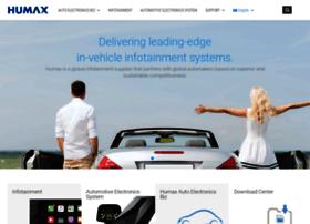 humaxautomotive.com