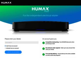 humaxtrade.co.uk