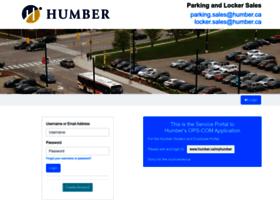 humber.parkadmin.com